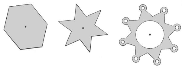 картинки симметричные рисунки